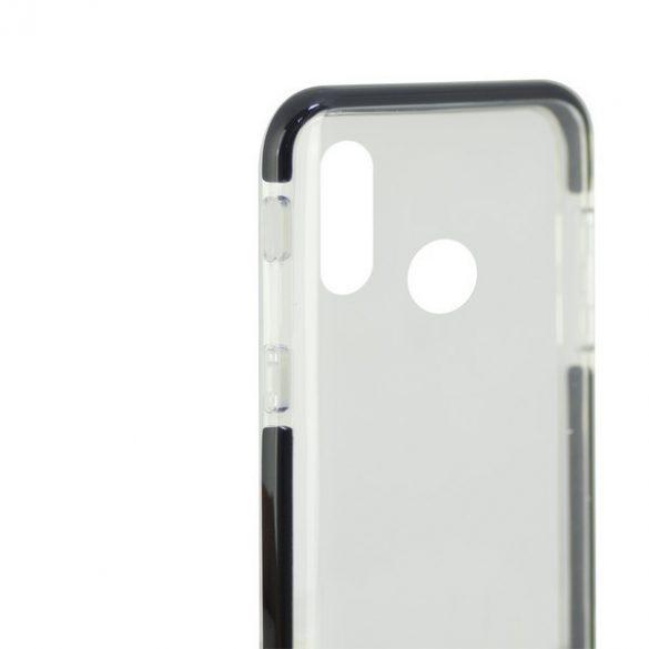 Mobiltelefontartó Huawei P20 Lite KSIX Flex Armor Polikarbonát Átlátszó