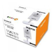 IP Kamera approx! APPIP03P2P VGA IR P2P micro SD Wifi Fehér