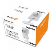 IP Kamera approx! APPIP03HDP2P HD IR P2P micro SD Wifi Fehér
