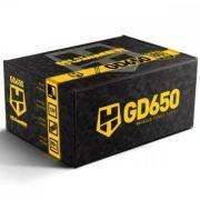 Tápegység NOX Hummer GD650 80 Plus GOLD 650W