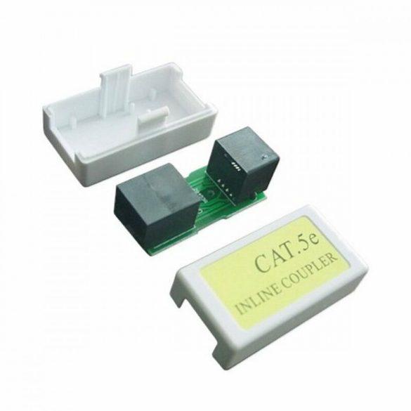 UTP Adapter GEMBIRD NCA-LC5E-001 RJ45 Fehér