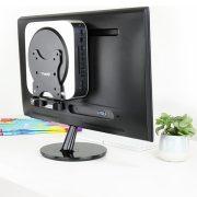 PC Tartó TooQ TCCH0001-B 5 Kg Fekete