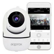 IP Kamera approx! APPIP360HDPRO 1080 px Fehér