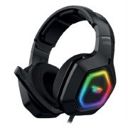 Gamer Headset Mikrofonnal KEEP OUT HX901 LED RGB PS4/PC