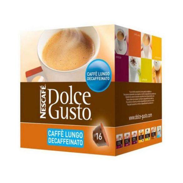 Kávékapszulák Nescafé Dolce Gusto 94331 Caffè Lungo Decaffeinato (16 uds)
