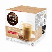 Kávékapszulák Nescafé Dolce Gusto 94314 Espresso Macchiato Decaffeinato (16 uds)