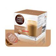 Kávékapszulák Nescafé Dolce Gusto 97934 Café Au Lait (16 uds) Koffeinmentes