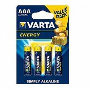 Alkáli Elemek Varta 4103-LR-03 AAA (4 uds)