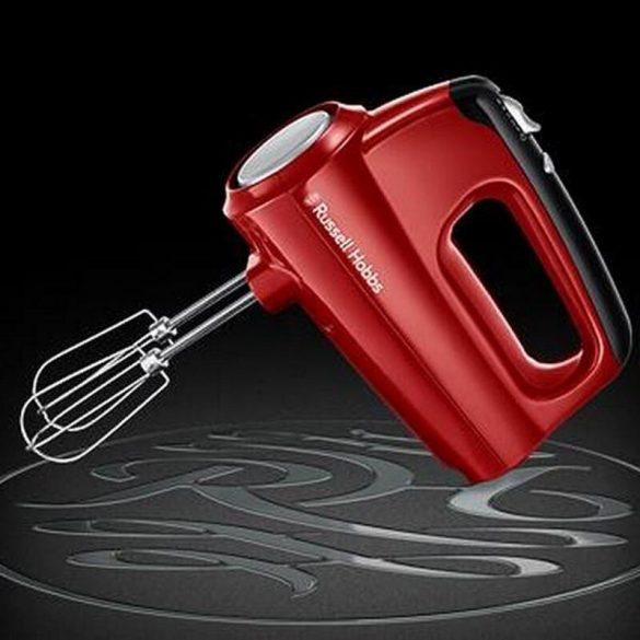 kézi mixerrel Russell Hobbs 24670-56 350W Rojo