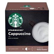 Kávékapszulák Starbucks Cappuccino (12 uds)