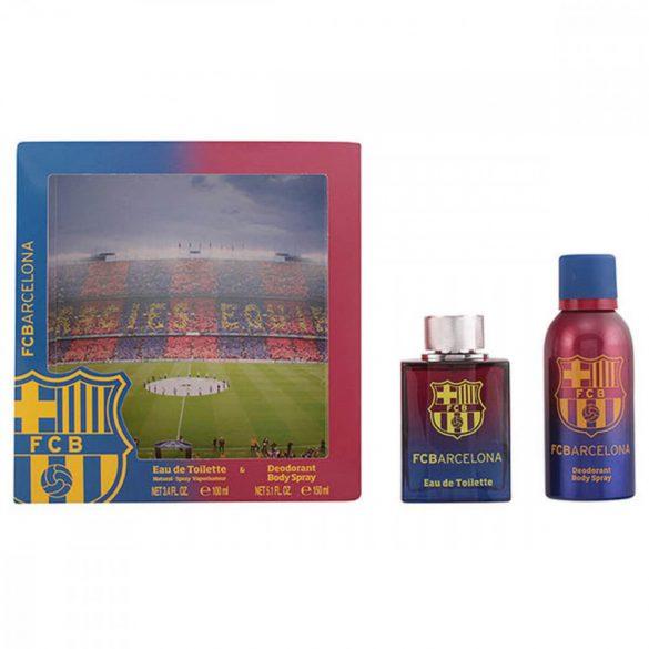 Férfi Parfüm Szett F.C. Barcelona Sporting Brands (2 pcs) (2 pcs)