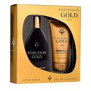 Férfi Kozmetikai Szett Gold Posseidon (2 pcs)