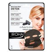 Arctisztító Detox Charcoal Black Iroha
