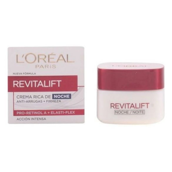Éjszakai Krém Revitalift L'Oreal Make Up