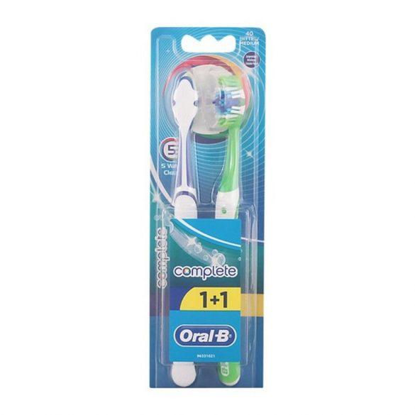 Fogkrém Complete 5 Ways Clean Oral-B (2 uds)