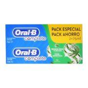Fogkrém Complete Oral-B (2 uds)