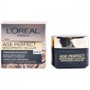 Tápláló Nappali Krém Age Perfect L'Oreal Make Up Spf 15 (50 ml)