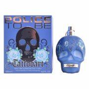 Férfi Parfüm To Be Tattoo Art Police EDT (125 ml)