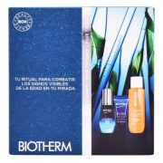 Női Kozmetikai Szett Blue Therapy Eye Serum Biotherm (3 pcs)