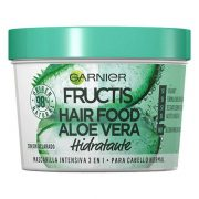 Hajmaszk Fructis Hair Food Garnier (390 ml) Aloe vera