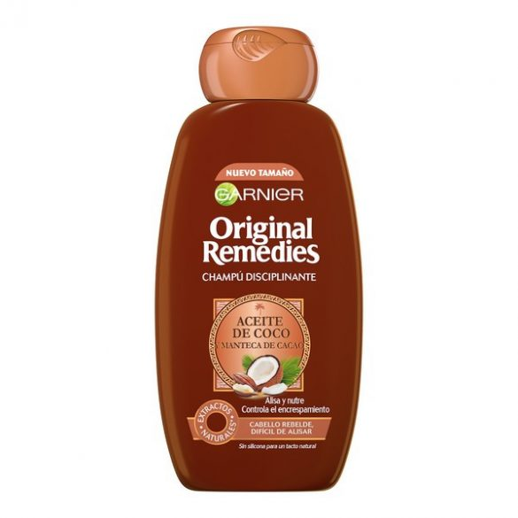 Hajegyenesítő Sampon Original Remedies L'Oreal Make Up (300 ml)
