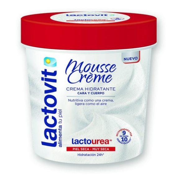 Hidratáló Testápoló Krém Lactourea Lactovit (250 ml)