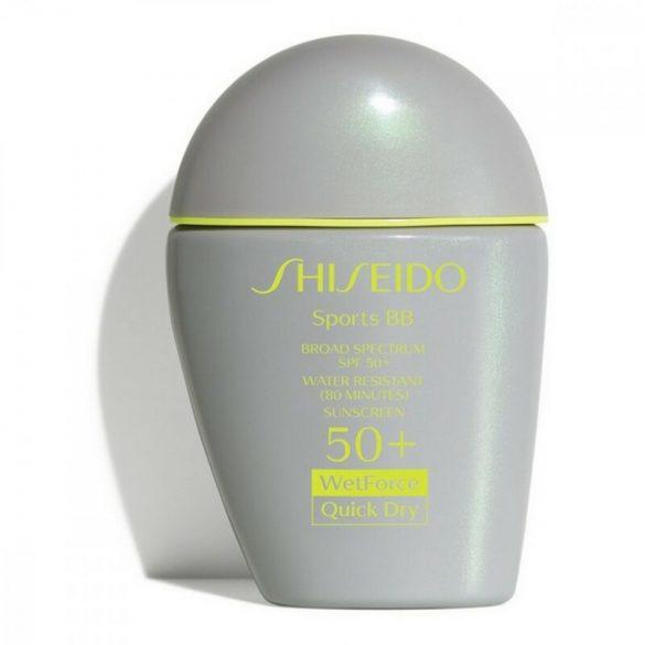 Színezett hidratáló krém Sun Care Shiseido SPF50 (12 g)