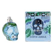 Férfi Parfüm To Be Exotic Jungle Police EDT