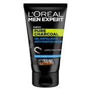 Arc Hámlasztó Pure Charcoal L'Oreal Make Up (100 ml)