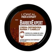 Szakállformázó krém Barber Club L'Oreal Make Up (75 ml)