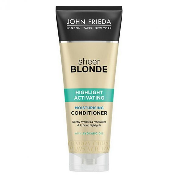 Hajkondícionáló Sheer Blonde John Frieda (250 ml)