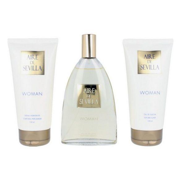 Női Parfüm Szett Woman Aire Sevilla EDT (3 pcs) (3 pcs)