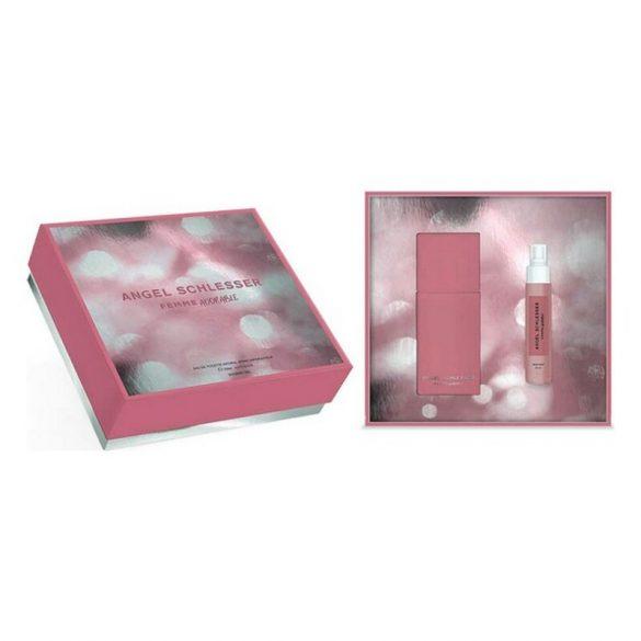 Női Parfüm Szett Femme Adorable Angel Schlesser EDT (2 pcs) (2 pcs)