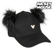 Sapka Baseball Mickey Mouse 75337 Fekete (58 Cm)