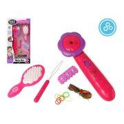Gyerek Fodrász Készlet Girl Style Rózsaszín 118278