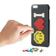 Mobiltelefontartó Iphone 7 Play Block Fekete