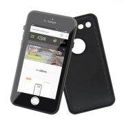 Mobiltelefontartó Iphone 7/8 Fekete (Meríthető)