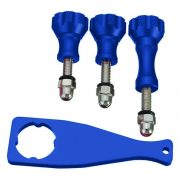 Többfunkciós Kulcs Sportkamera számára KSIX Kék
