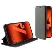 Könyvtok Samsung Galaxy A70 KSIX Fekete