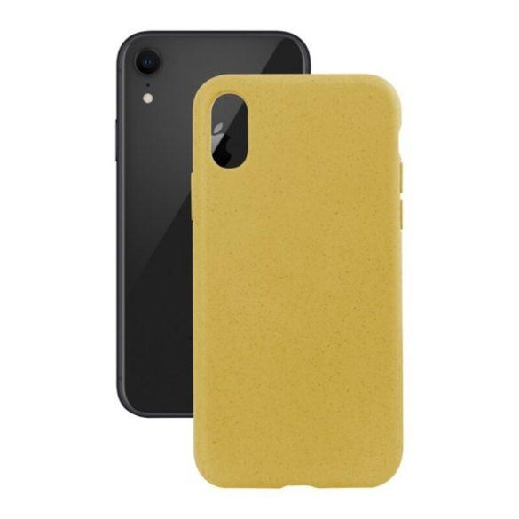 Mobiltelefontartó Iphone Xr Eco-Friendly Rózsaszín