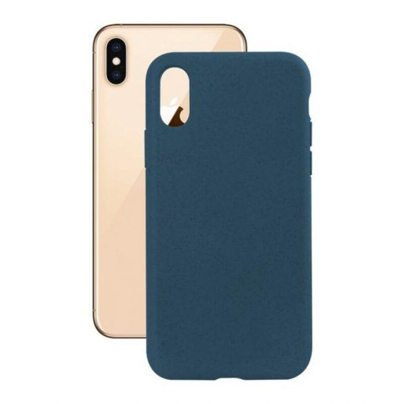 Mobiltelefontartó Iphone Xs KSIX Eco-Friendly Rózsaszín
