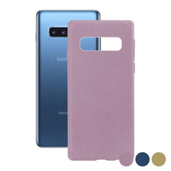 Mobiltelefontartó Samsung Galaxy S10+ Eco-Friendly Rózsaszín