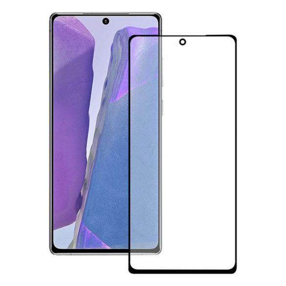 Törésálló Üveg Képernyővédő Samsung Galaxy Note 20 Ultra KSIX Extreme 3D