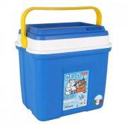 Hordozható Hűtő Gelo 28 L Kék (39 X 28,5 x 39 cm)