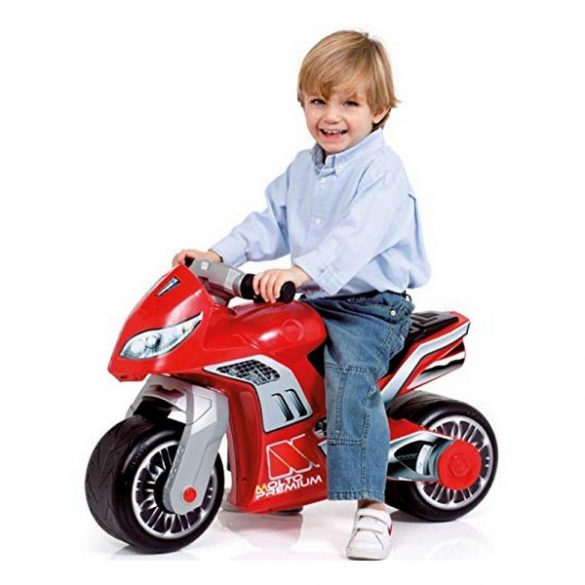 Tricikli Moto Cross Premium Moltó Piros (18+ hónapos kor)