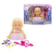 Fodrászolható baba Princesse My Hair Styling (54 x 14,5 x 38 cm)