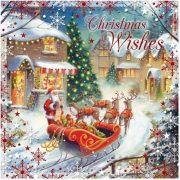 Üdvözlőlap Susy Karácsony (Felújított A+)