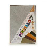 Papír Eva Gumi 5 (5 Darabok) (30 x 0,2 x 20 cm) Glitter