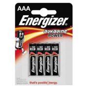 Elemek Energizer 90081 LR03 AAA (4 uds)