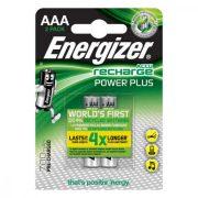 Újratölthető akkumulátorok Energizer E300626500 AAA HR03 700 mAh Többszínű